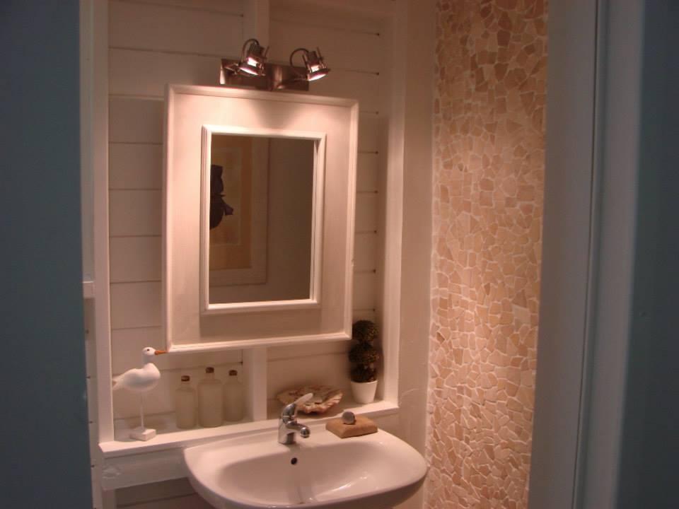 Lavabo salle de douche Savannah